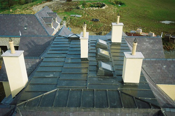 You are browsing images from the article: Flat / Pitched Roofing
