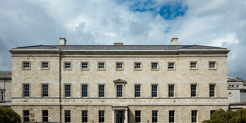 You are browsing images from the article: Leinster House